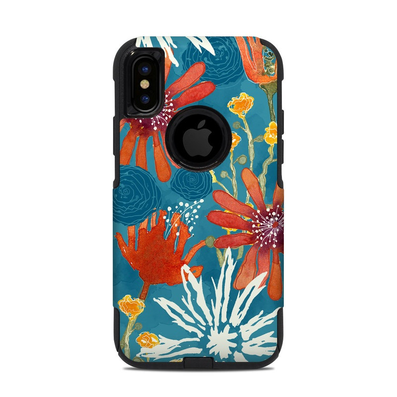 9e49914bc1 OtterBox Commuter iPhone XS Case Skin design of Pattern, Visual arts,  Wrapping paper,