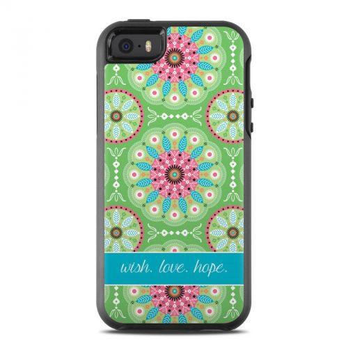 Boho OtterBox Symmetry iPhone SE Skin