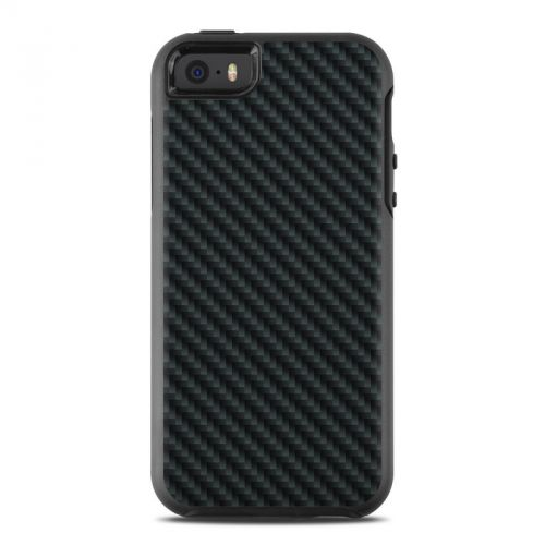 Carbon OtterBox Symmetry iPhone SE Case Skin