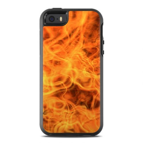 Combustion OtterBox Symmetry iPhone SE Skin