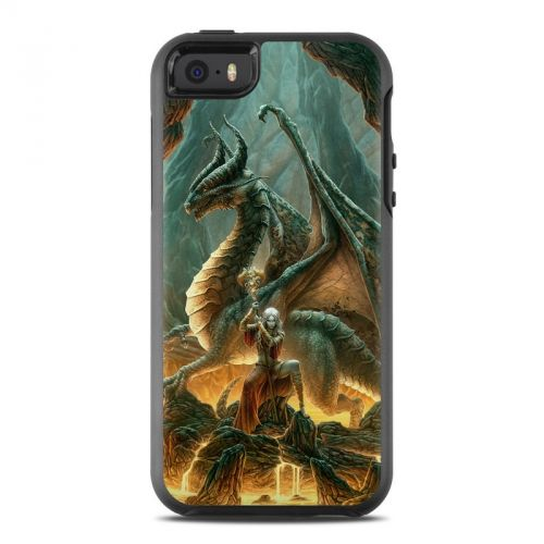 Dragon Mage OtterBox Symmetry iPhone SE Skin