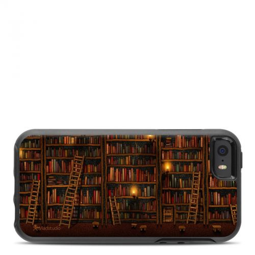 Library OtterBox Symmetry iPhone SE Skin