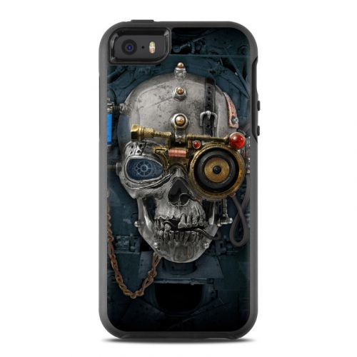 Necronaut OtterBox Symmetry iPhone SE Skin