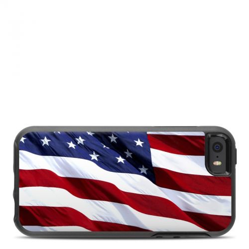 Patriotic OtterBox Symmetry iPhone SE Skin