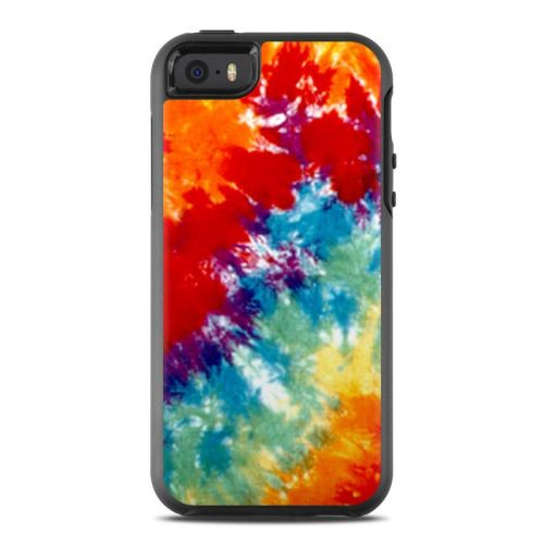 Tie Dyed OtterBox Symmetry iPhone SE Skin