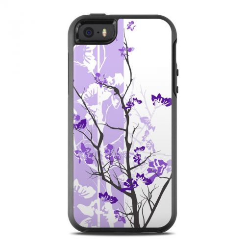 Violet Tranquility OtterBox Symmetry iPhone SE Skin
