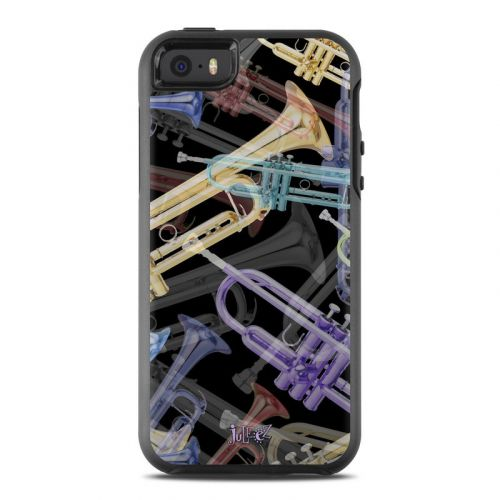 Trumpets OtterBox Symmetry iPhone SE Case Skin