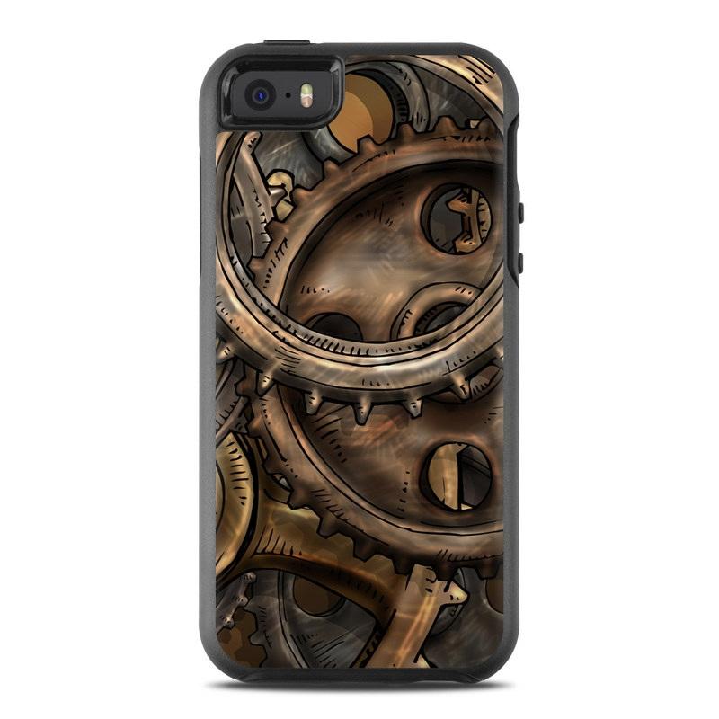 Gears OtterBox Symmetry iPhone SE Skin
