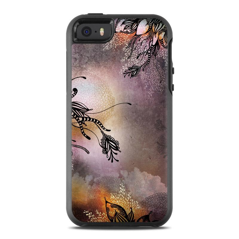 Purple Rain OtterBox Symmetry iPhone SE Skin