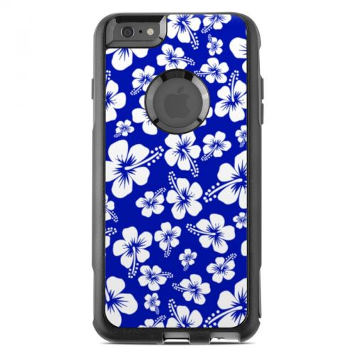 Aloha Blue OtterBox Commuter iPhone 6s Plus Skin