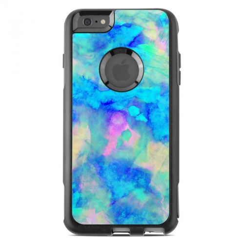 Electrify Ice Blue OtterBox Commuter iPhone 6s Plus Case Skin