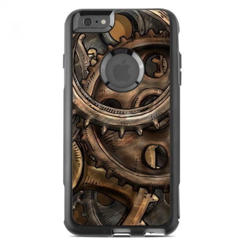 Gears OtterBox Commuter iPhone 6s Plus Skin