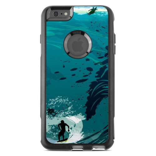 Hit The Waves OtterBox Commuter iPhone 6s Plus Skin
