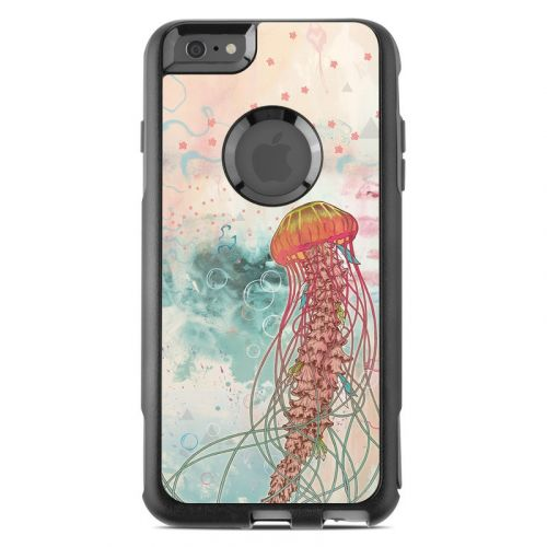 Jellyfish OtterBox Commuter iPhone 6s Plus Skin