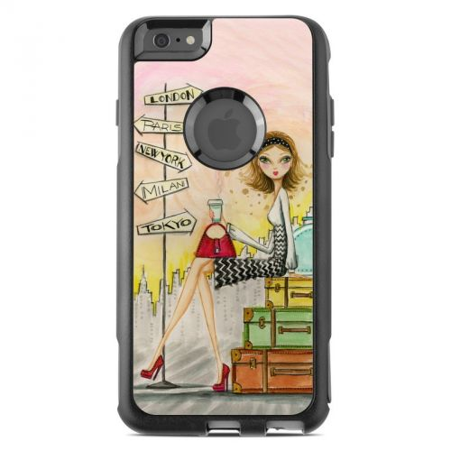The Jet Setter OtterBox Commuter iPhone 6s Plus Skin