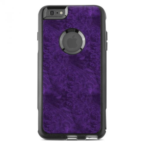 Purple Lacquer OtterBox Commuter iPhone 6s Plus Skin