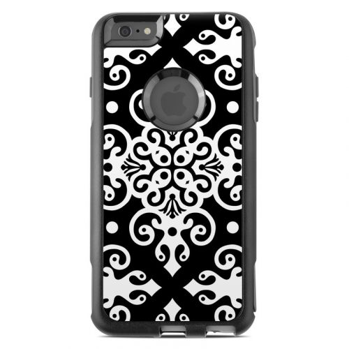 Noir OtterBox Commuter iPhone 6s Plus Skin