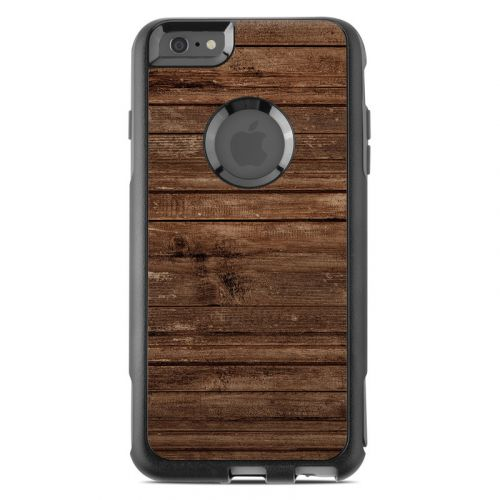 Stripped Wood OtterBox Commuter iPhone 6s Plus Skin
