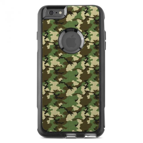 Woodland Camo OtterBox Commuter iPhone 6s Plus Skin