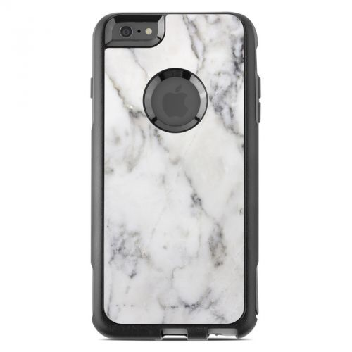 White Marble OtterBox Commuter iPhone 6s Plus Skin