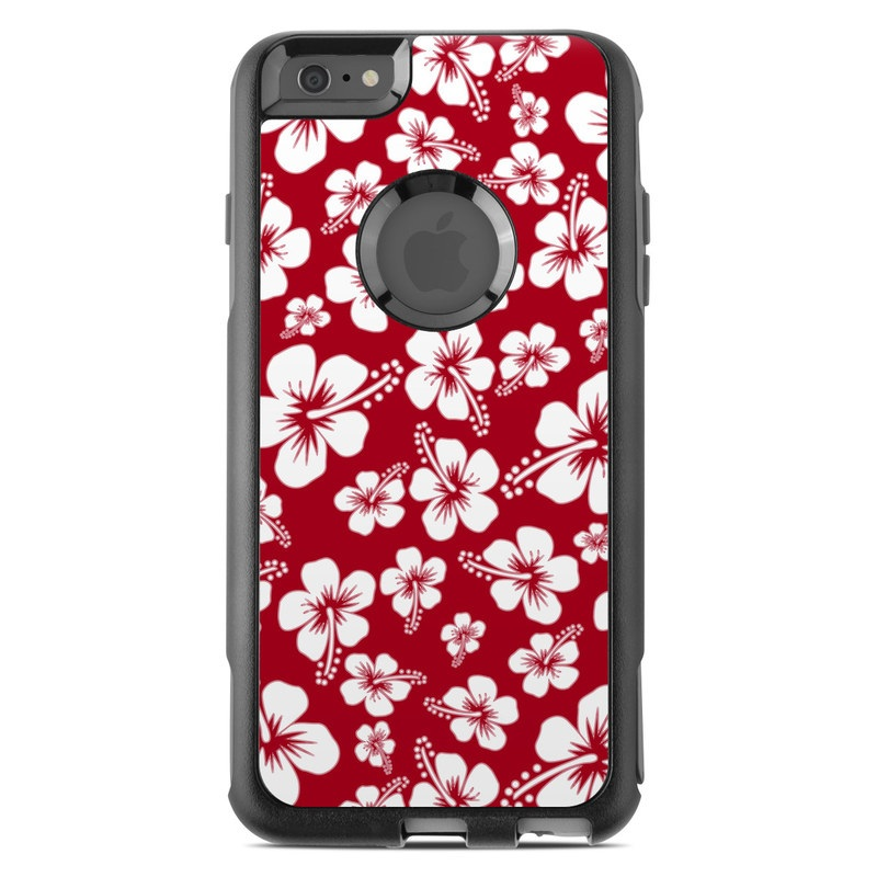 Aloha Red OtterBox Commuter iPhone 6s Plus Skin