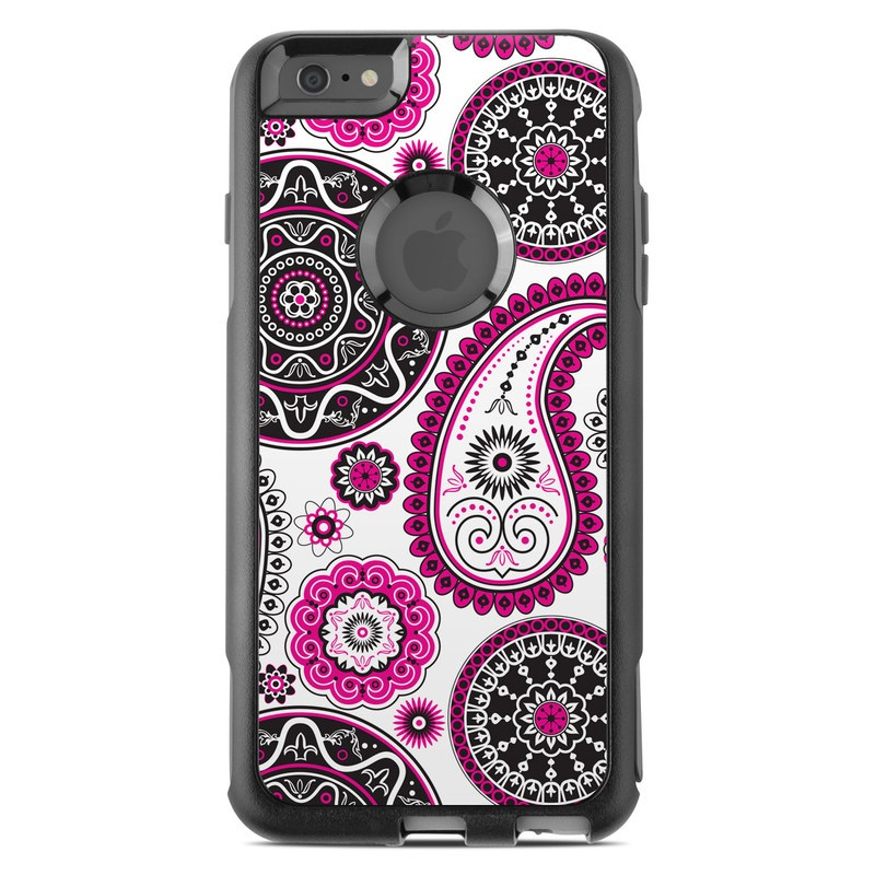 Boho Girl Paisley OtterBox Commuter iPhone 6s Plus Skin