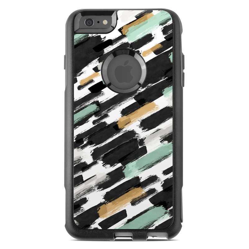 Brushin Up OtterBox Commuter iPhone 6s Plus Skin