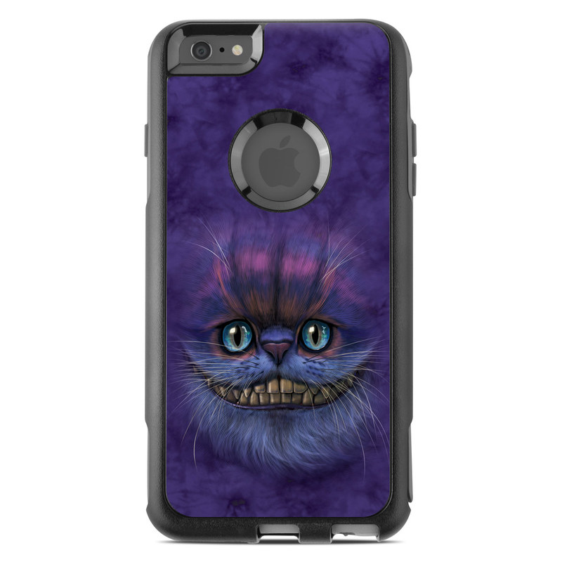 Cheshire Grin OtterBox Commuter iPhone 6s Plus Case Skin