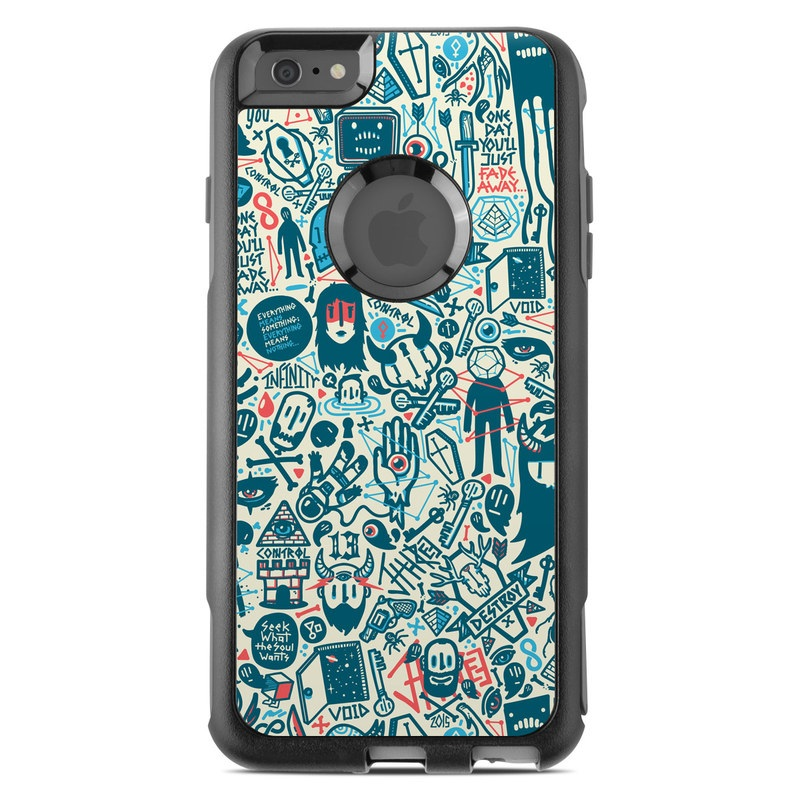 Committee OtterBox Commuter iPhone 6s Plus Case Skin