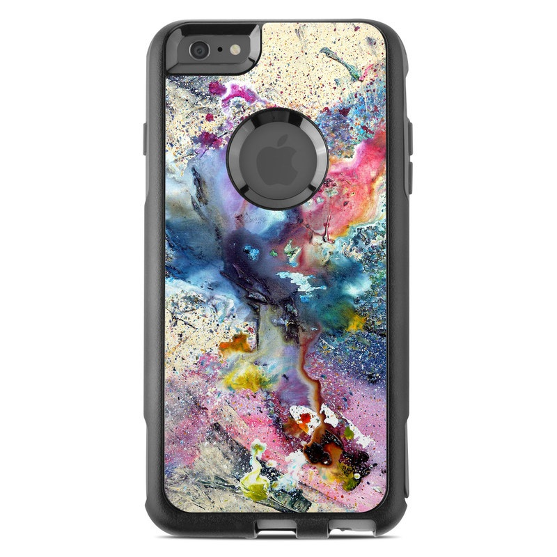 Cosmic Flower OtterBox Commuter iPhone 6s Plus Skin