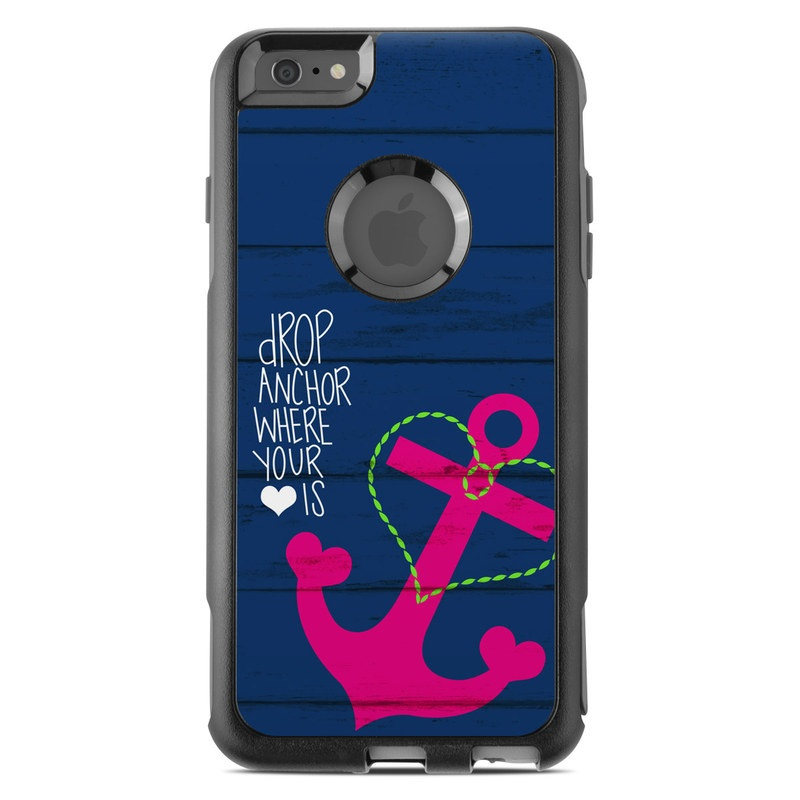Drop Anchor OtterBox Commuter iPhone 6s Plus Skin