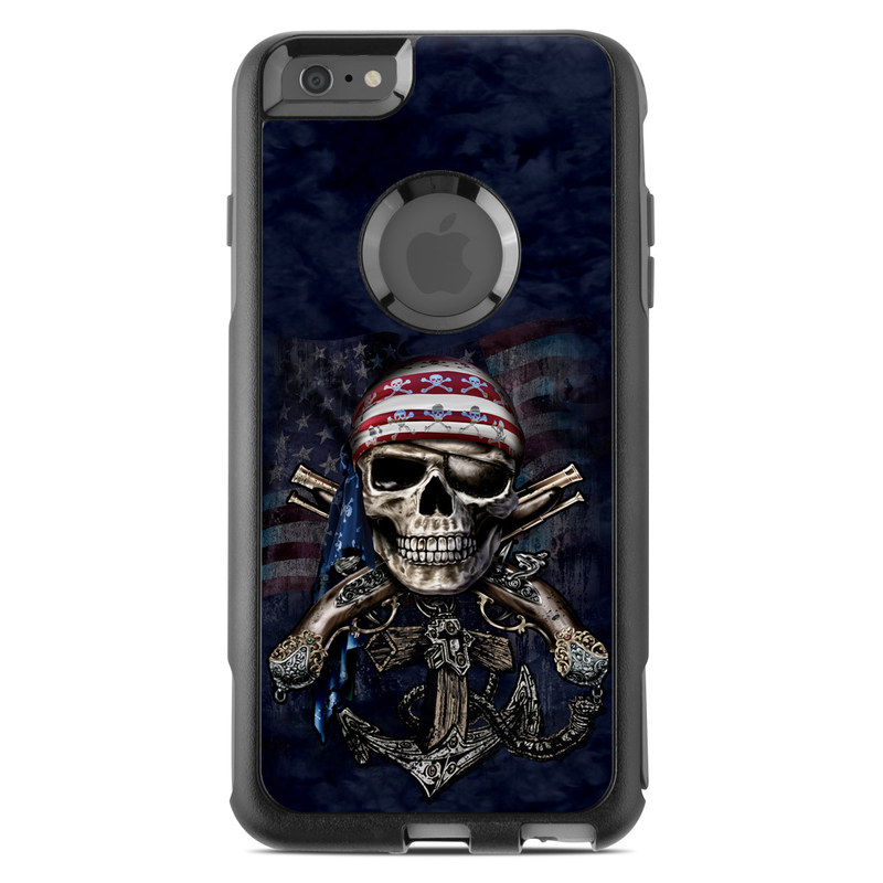 Dead Anchor OtterBox Commuter iPhone 6s Plus Skin