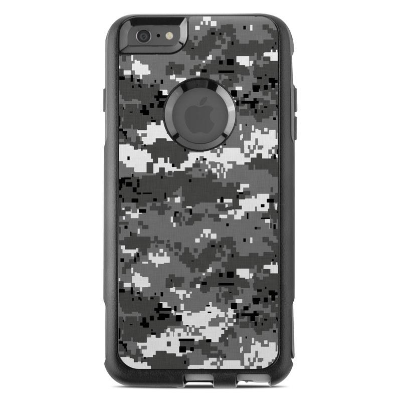 Digital Urban Camo OtterBox Commuter iPhone 6s Plus Case Skin