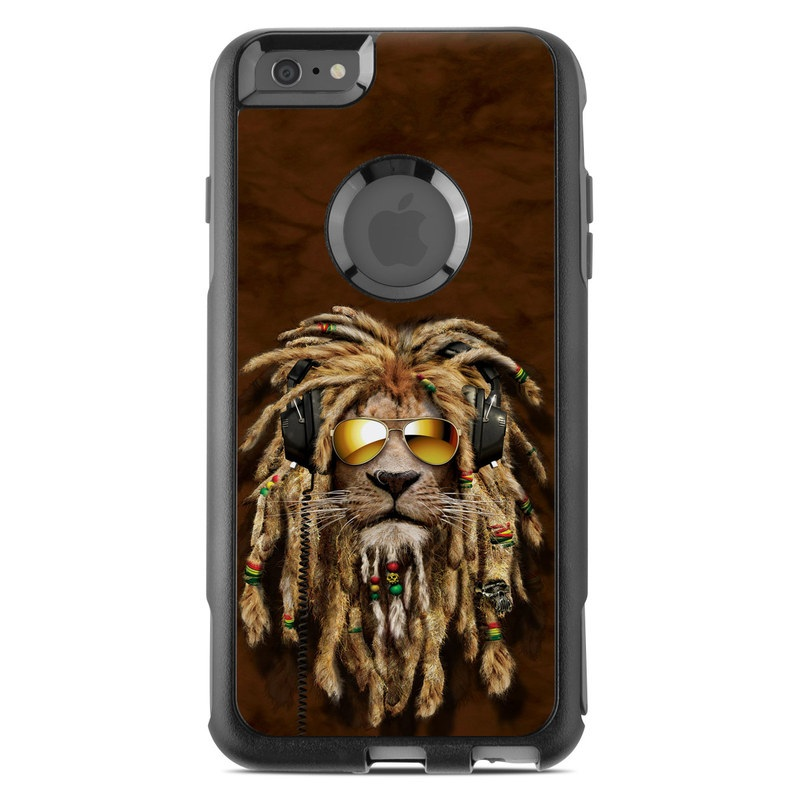 DJ Jahman OtterBox Commuter iPhone 6s Plus Skin