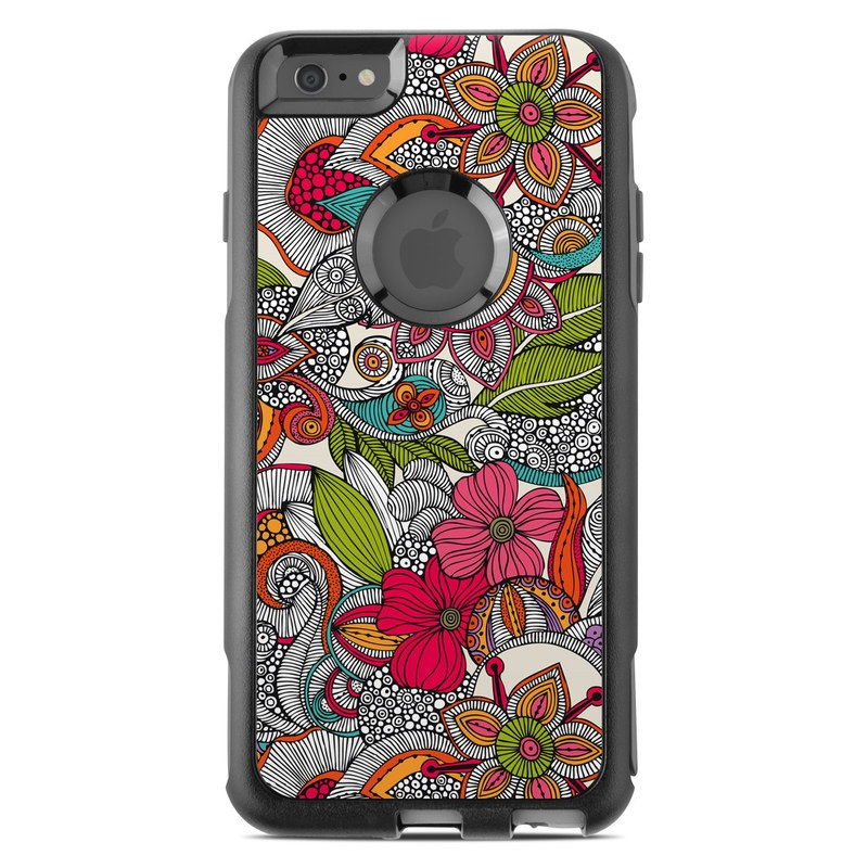 Doodles Color OtterBox Commuter iPhone 6s Plus Skin