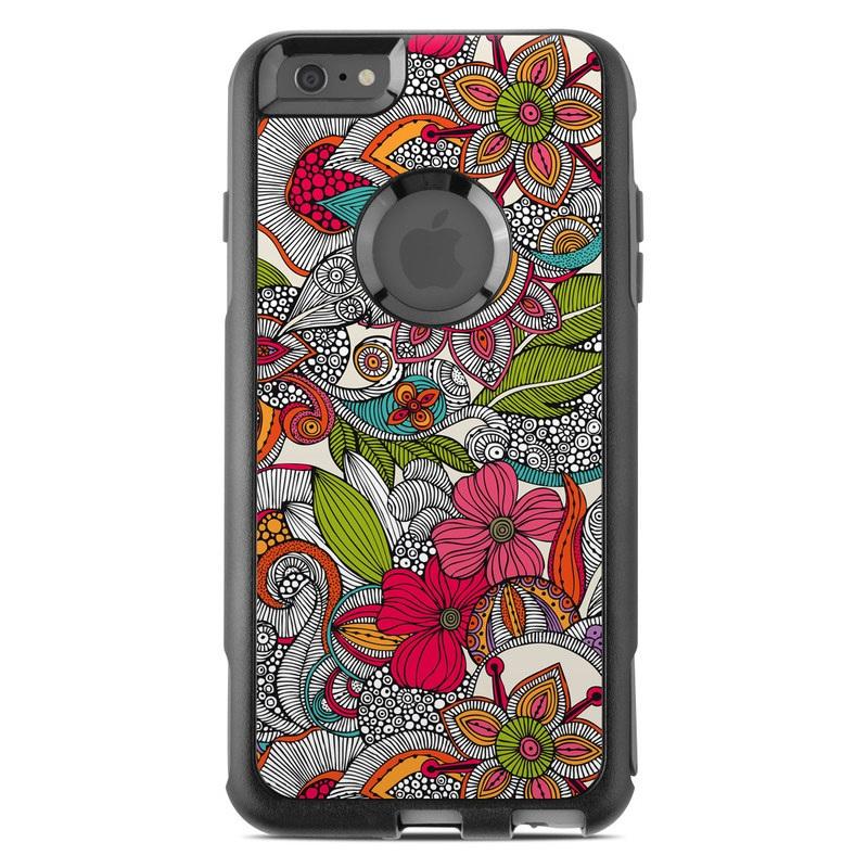 Doodles Color OtterBox Commuter iPhone 6s Plus Case Skin