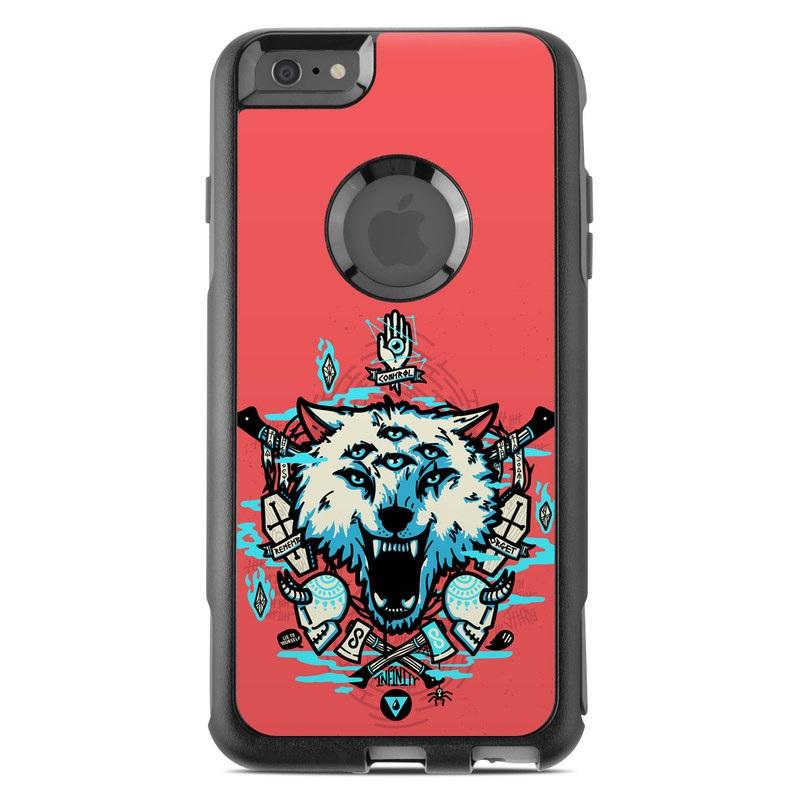 Ever Present OtterBox Commuter iPhone 6s Plus Case Skin