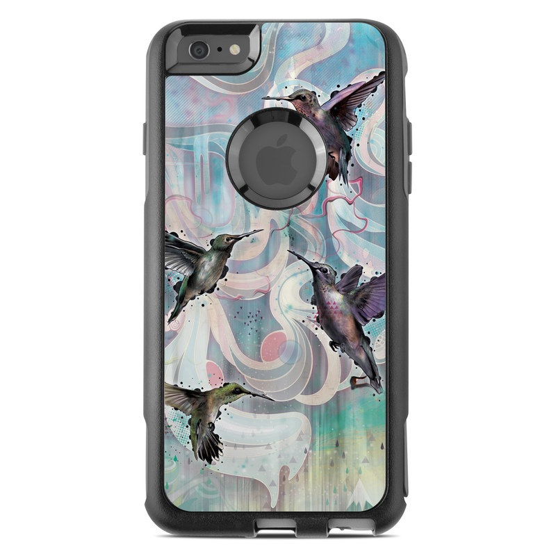 Hummingbirds OtterBox Commuter iPhone 6s Plus Skin