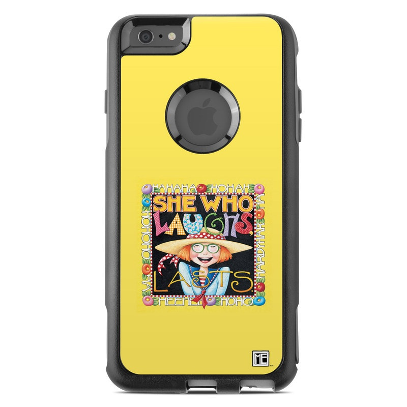 She Who Laughs OtterBox Commuter iPhone 6s Plus Case Skin