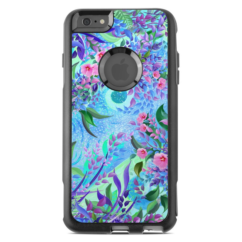 Lavender Flowers OtterBox Commuter iPhone 6s Plus Skin