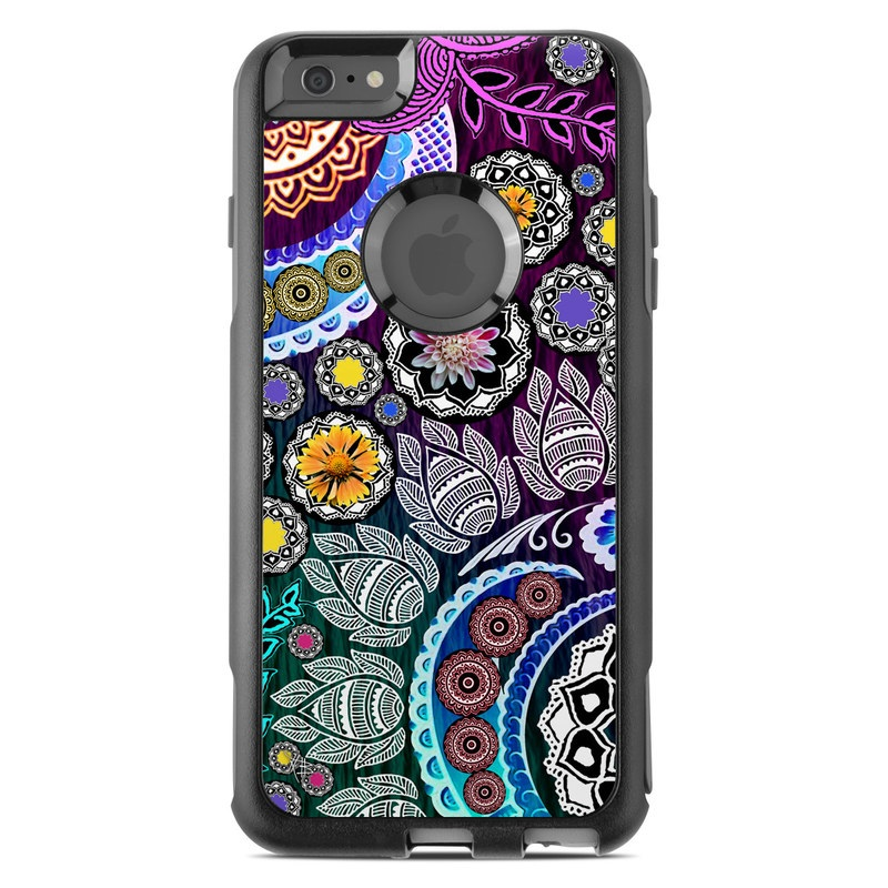 Mehndi Garden OtterBox Commuter iPhone 6s Plus Skin