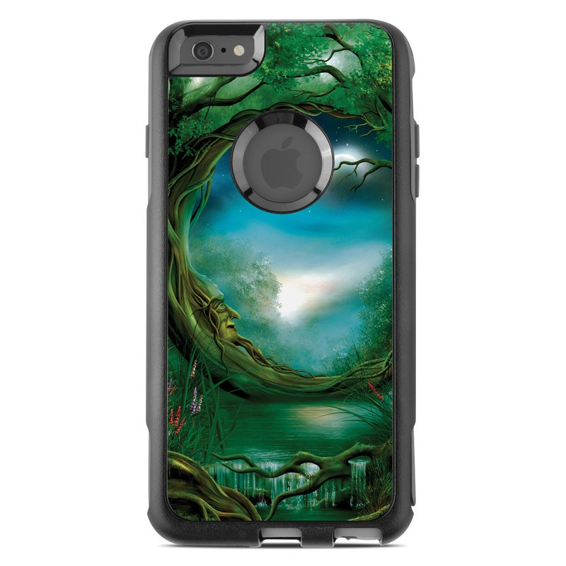 Moon Tree OtterBox Commuter iPhone 6s Plus Case Skin