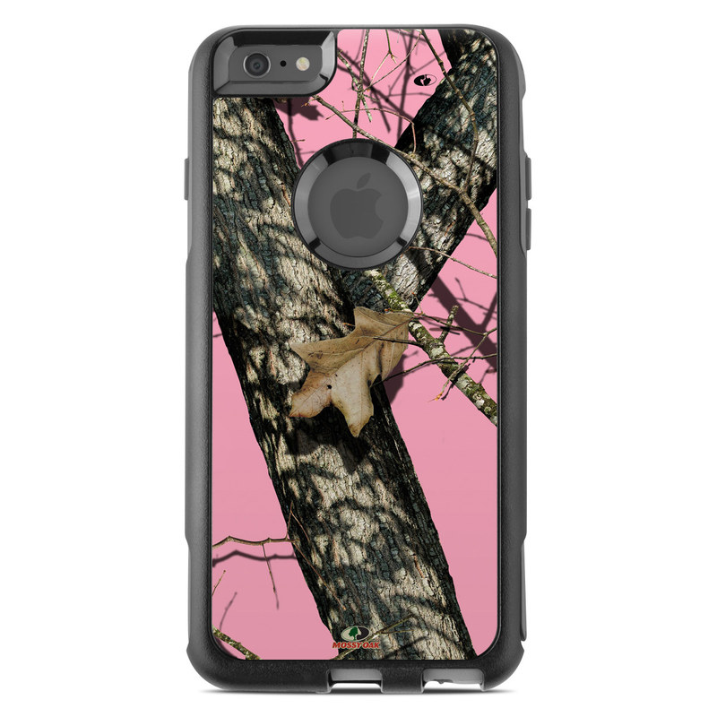 Break-Up Pink OtterBox Commuter iPhone 6s Plus Case Skin