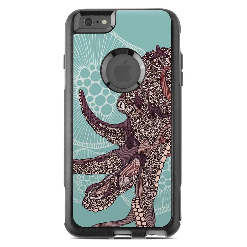 Octopus Bloom OtterBox Commuter iPhone 6s Plus Skin
