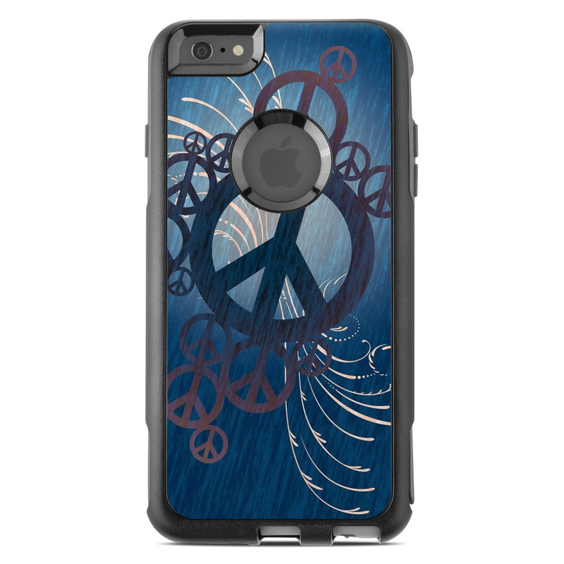 Peace Out OtterBox Commuter iPhone 6s Plus Case Skin