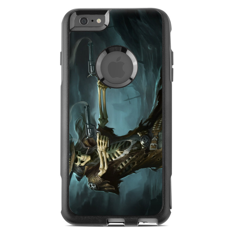 Reaper Gunslinger OtterBox Commuter iPhone 6s Plus Case Skin