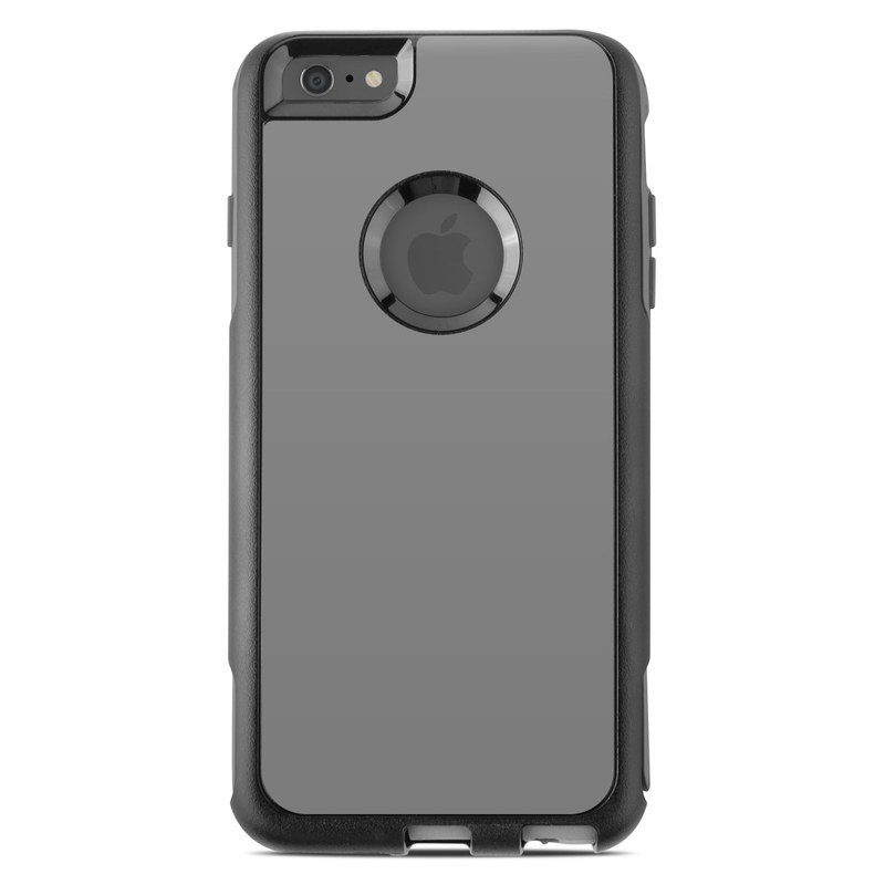 Solid State Grey OtterBox Commuter iPhone 6s Plus Case Skin