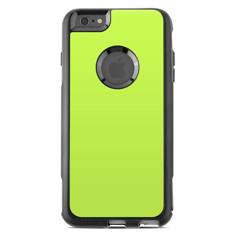factory authentic 37daa 5cd1f Solid State Lime OtterBox Commuter iPhone 6s Plus Case Skin