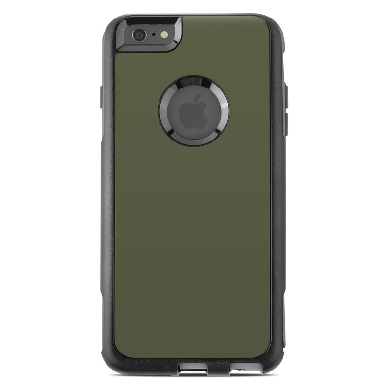 Solid State Olive Drab OtterBox Commuter iPhone 6s Plus Case Skin