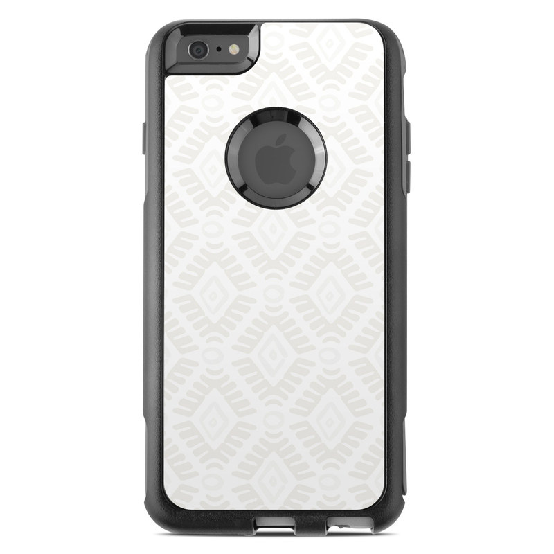 Stamped Diamond OtterBox Commuter iPhone 6s Plus Skin